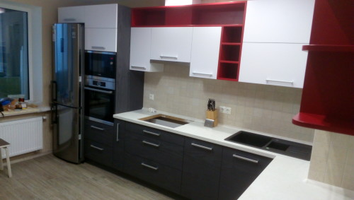 Кухня угловая newmebel.